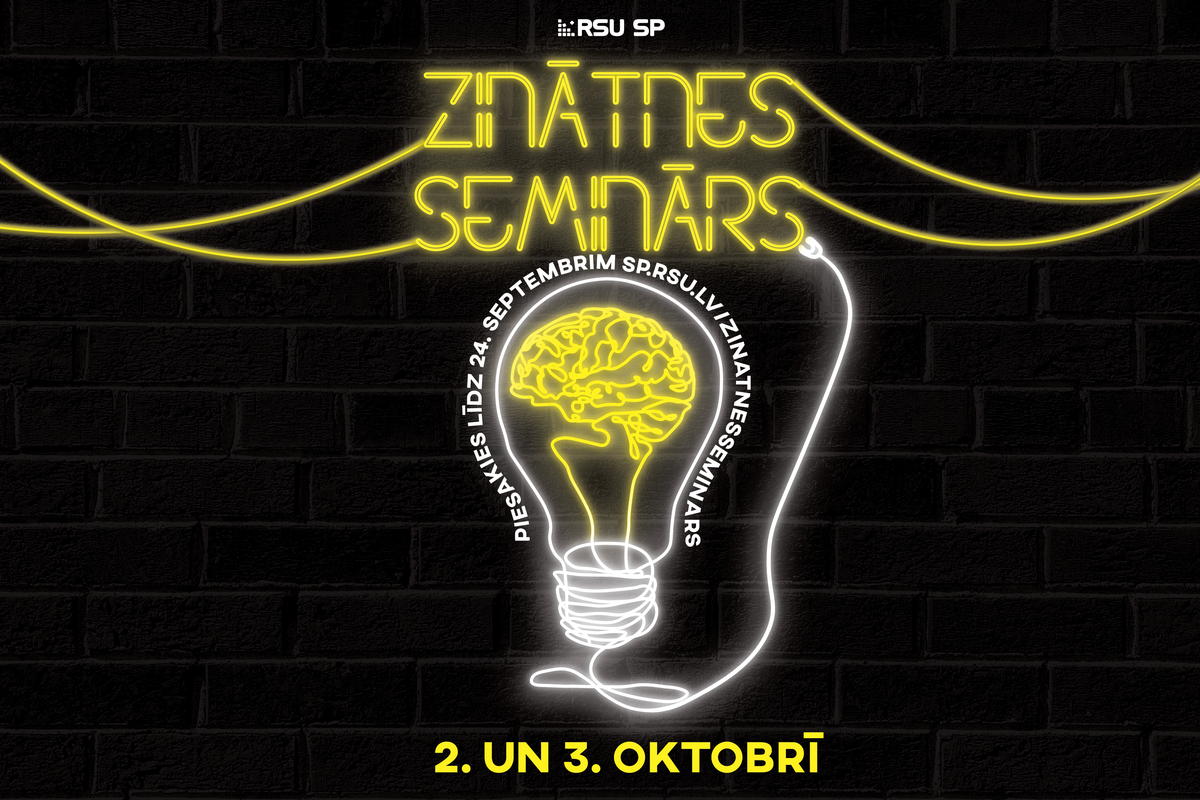 Zinātnes seminārs 2021