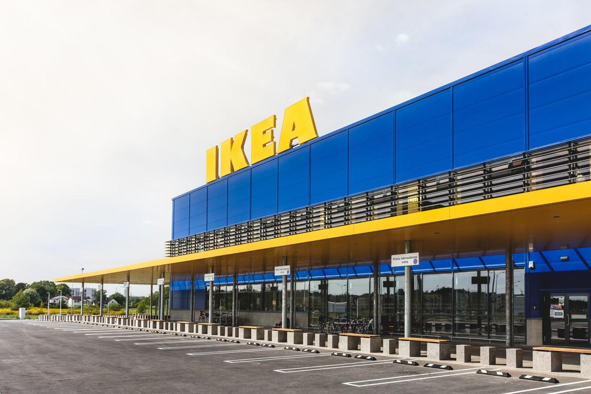 Atvertās durvis IKEA Latvija